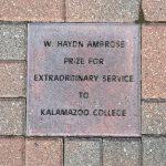 Ambrose Prize Brick
